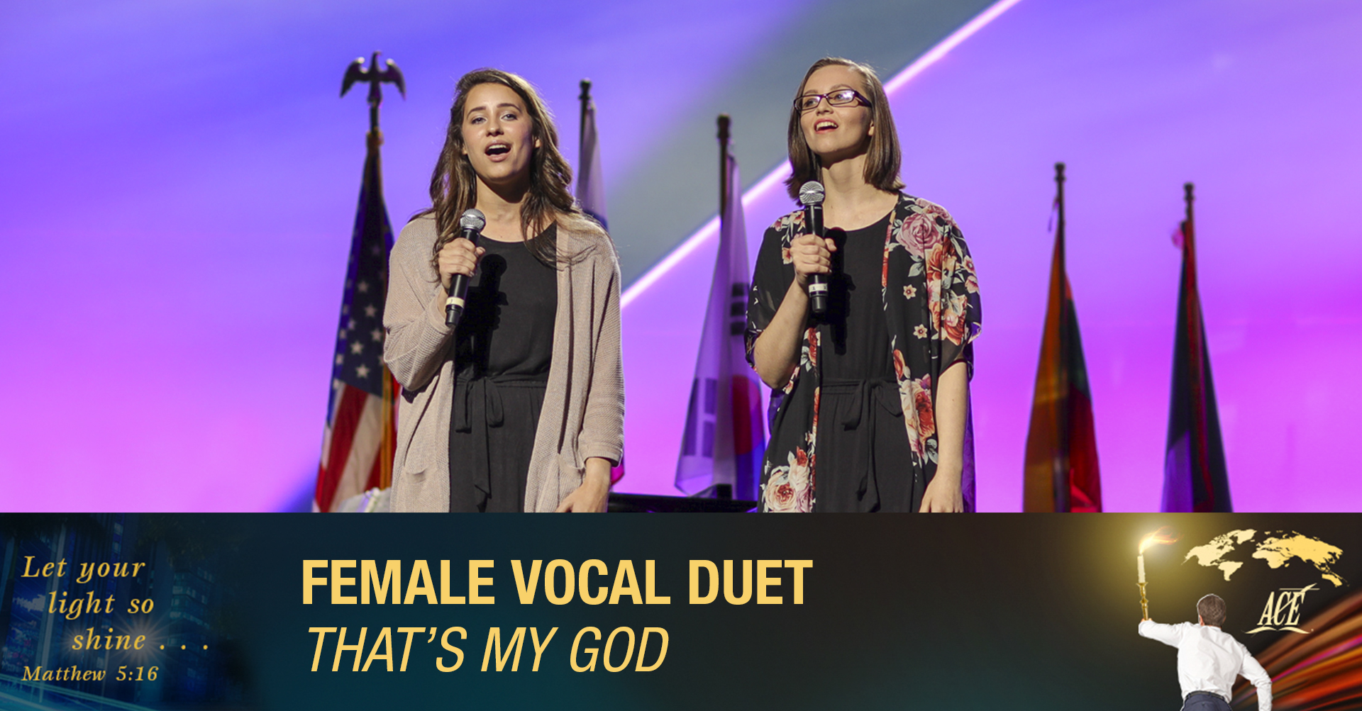 """Female Vocal Duet, """"That's My God"""" - ISC 2019"""