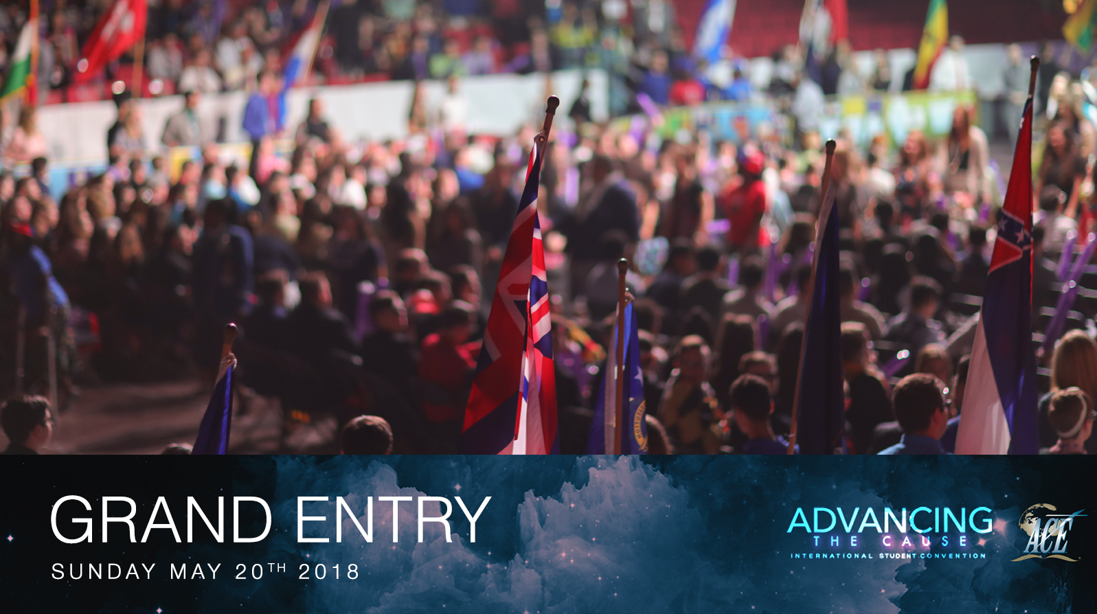 Grand Entry ISC 2018