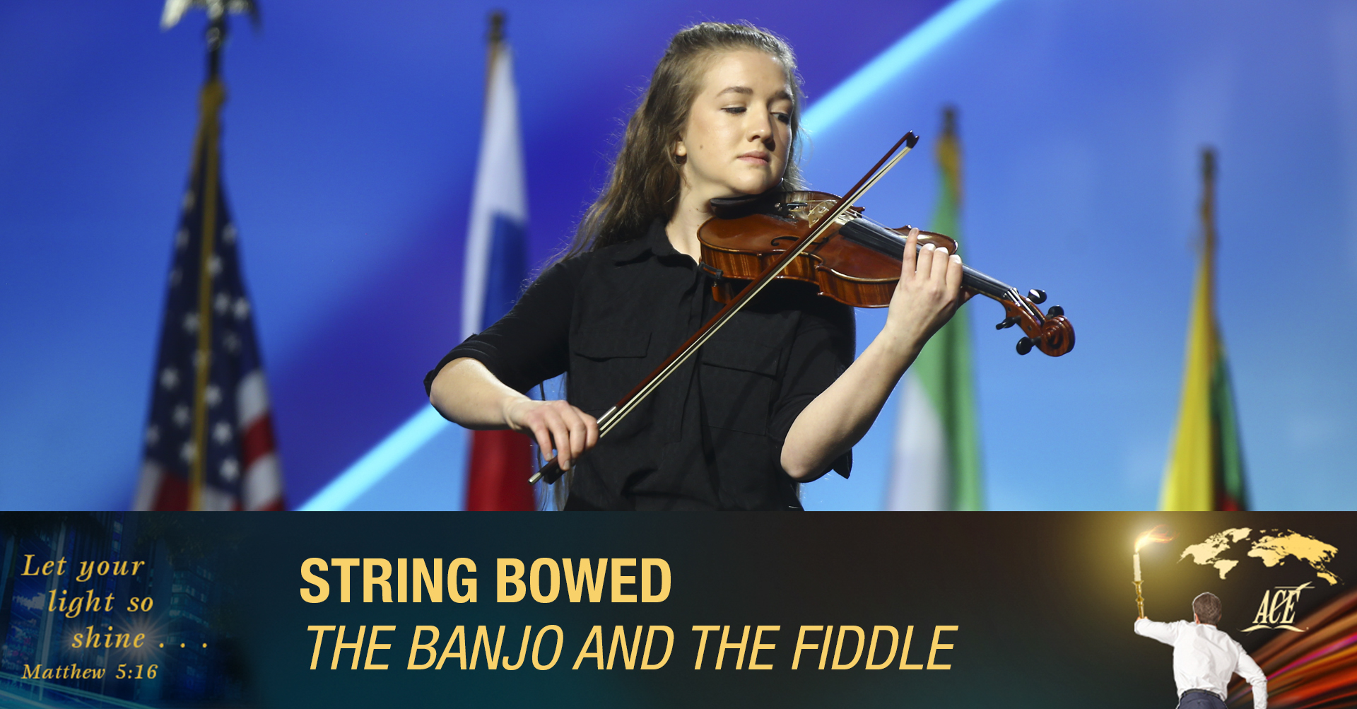 """String Bowed, """"The Banjo And The Fiddle"""""""